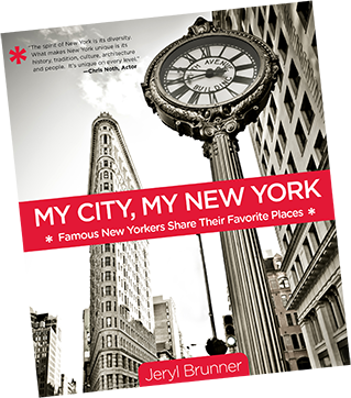 My City, My New York Cover