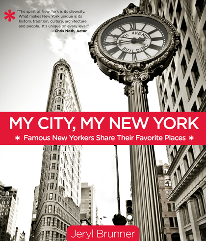 My City, My New York Bookcover